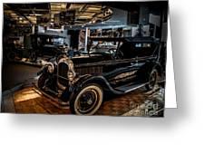Watler P Chrysler Museum 2 Greeting Card