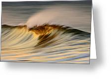 Wave C6j2640 Greeting Card