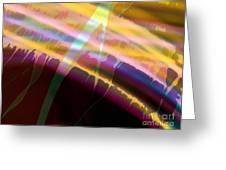 Wave Light Greeting Card