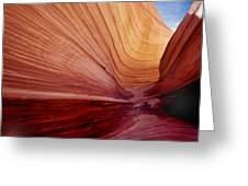 Wave Utah Greeting Card