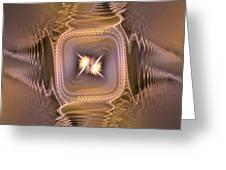 Wavemaker Greeting Card