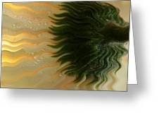 Waves Of Joy Greeting Card