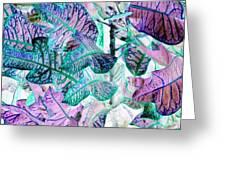 Waves Of Wonder Greeting Card