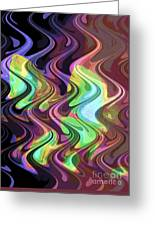 Wavy Greeting Card