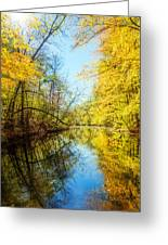 Waxen Autumn 1  Greeting Card