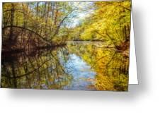 Waxen Autumn 2  Greeting Card