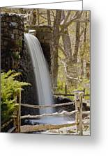 Wayside Grist Mill 7 Greeting Card by Dennis Coates