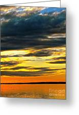 We Are One Love Greeting Card by Q's House of Art ArtandFinePhotography