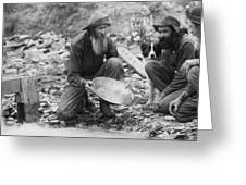 We Have Nothing Circa 1889 Greeting Card
