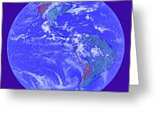 Weather By Jrr Greeting Card