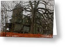 Webster Wagner Home Greeting Card