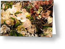 Wedding Bouquets 01 Greeting Card