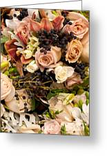 Wedding Bouquets 02 Greeting Card