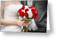 Wedding Greeting Card by Elena Elisseeva