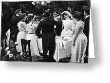 Wedding Party, 1904 Greeting Card