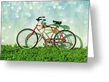 Weekender Special Greeting Card by Laura Fasulo