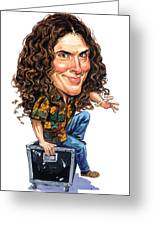 Weird Al Yankovic Greeting Card