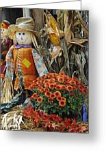 Welcome Fall Greeting Card