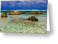 Welcome To Cozumel Greeting Card