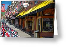 Welcome To Cripple Creek  Greeting Card