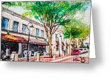 Welcome To Naperville Illinois Greeting Card