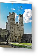 Welsh Castle Greeting Card