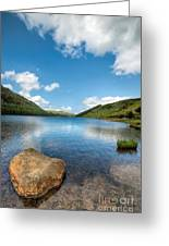Welsh Lake Greeting Card