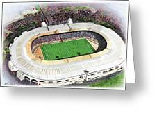 Wembley Stadium Greeting Card