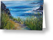 West Coast Of Ireland Greeting Card