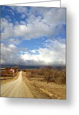 West Down 77th Greeting Card