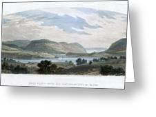 West Point, 1780 Greeting Card