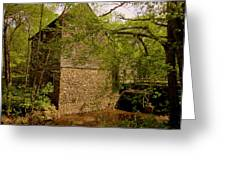 West Point Mill House II Greeting Card