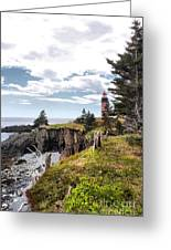 West Quoddy 4037 Greeting Card