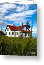 West Quoddy_5421 Greeting Card