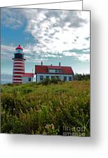 West Quoddy_5442 Greeting Card
