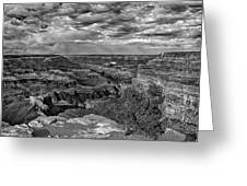 West Rim Grand Canyon National Park Greeting Card
