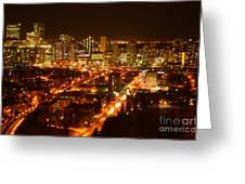 West Side Greeting Card