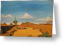 West Texas Greeting Card