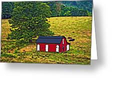 West Virginia Line Art Greeting Card