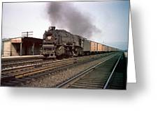 Westbound Greeting Card