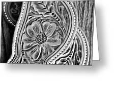 Western Details Greeting Card