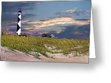Western Front Cape Lookout Greeting Card