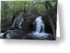Westfield Falls Greeting Card