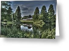 Weston Park Greeting Card