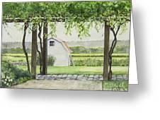 Westport Rivers Winery Greeting Card