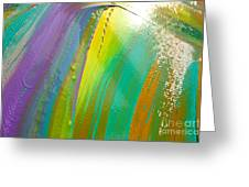 Wet Paint 7 Greeting Card