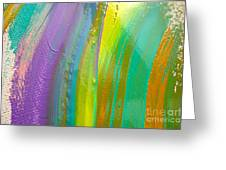 Wet Paint 8 Greeting Card