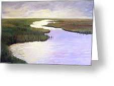 Wetlands Glory Greeting Card