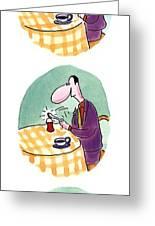 Whack! Greeting Card