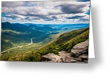 What A View Greeting Card